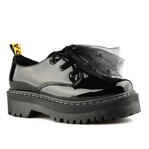 дамски ежедневни обувки черни 0141694