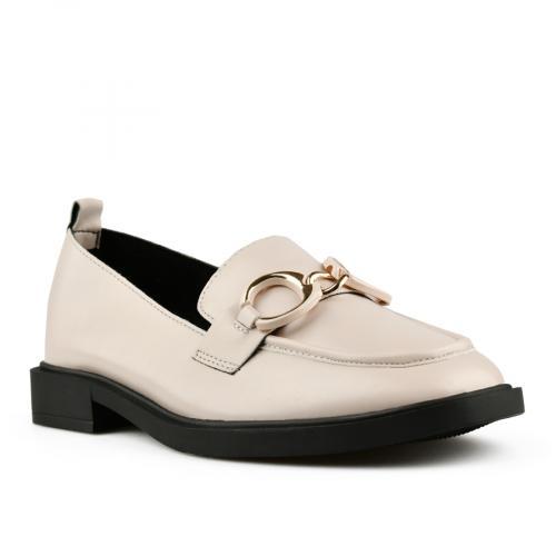 дамски ежедневни обувки бежови 0144953