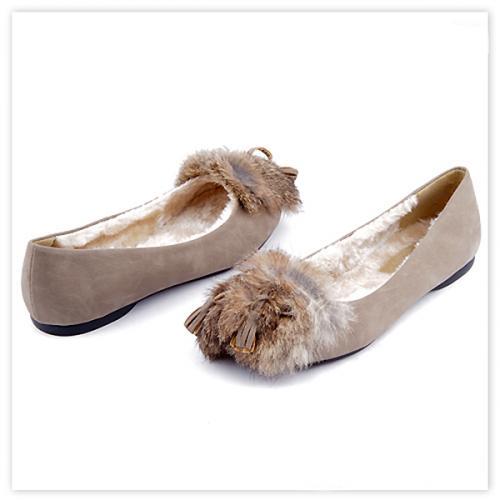 дамски ежедневни обувки бежови 0111361