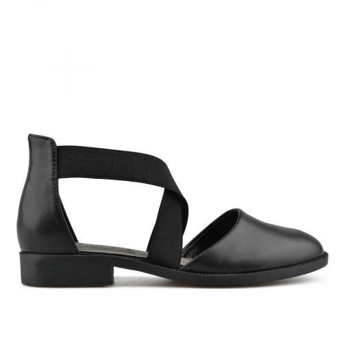 дамски ежедневни сандали черни 0140443