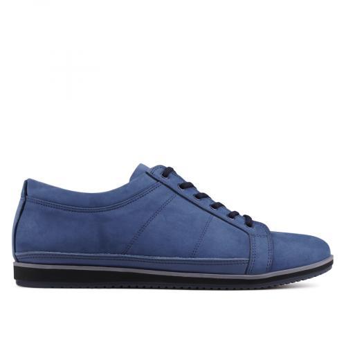 мъжки ежедневни обувки сини 0130787