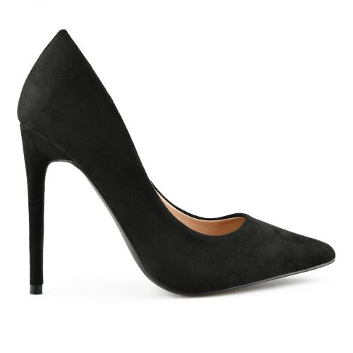 дамски елегантни обувки черни 0141044