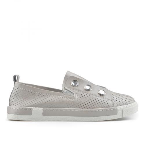 дамски ежедневни обувки сиви 0137183