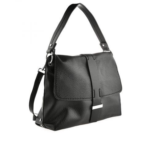 дамска ежедневна чанта черна 0140857