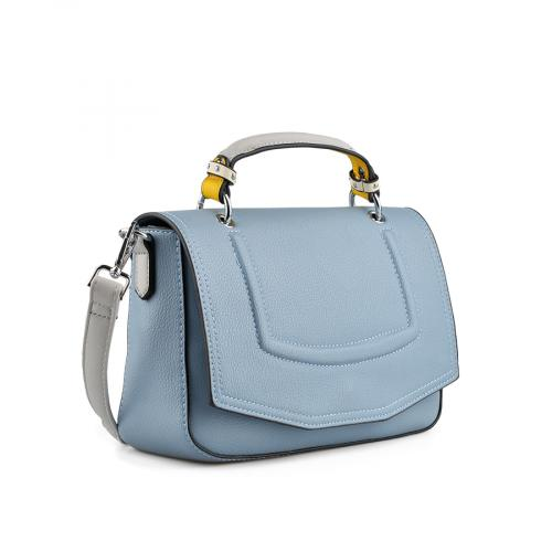 дамска ежедневна чанта синя 0138670