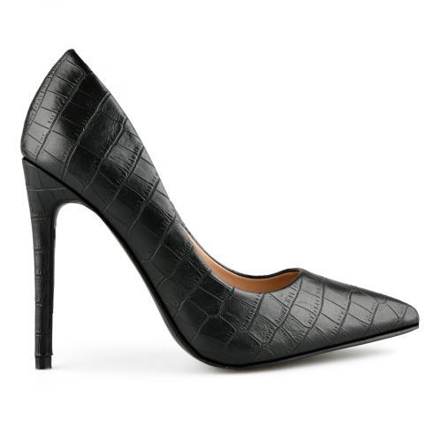 дамски елегантни обувки черни 0141058