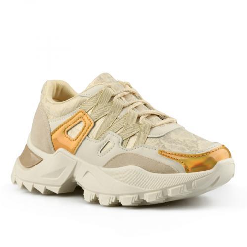 дамски ежедневни обувки бежови 0141525