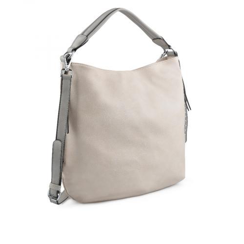 дамска ежедневна чанта бежова 0137145