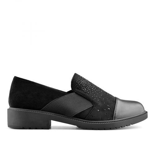 дамски ежедневни обувки черни 0139175