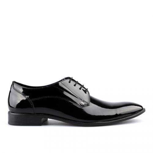 мъжки елегантни обувки черни 0124455