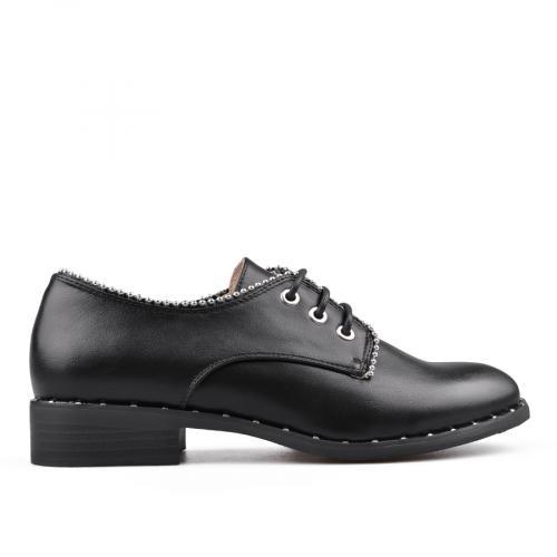 дамски ежедневни обувки черни 0134514