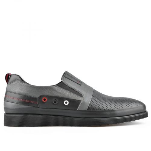 мъжки ежедневни обувки черни 0138383