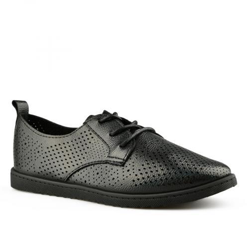 дамски ежедневни обувки черни 0140352