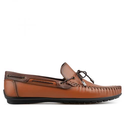 мъжки ежедневни обувки кафяви 0138281