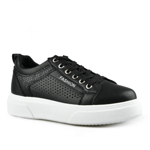 дамски ежедневни обувки черни 0142672