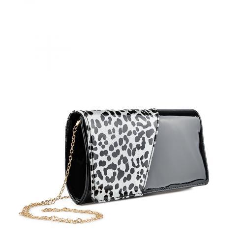 дамска  елегантна чанта черна 0136765