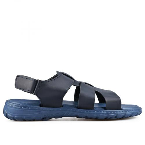 мъжки сандали сини 0137295