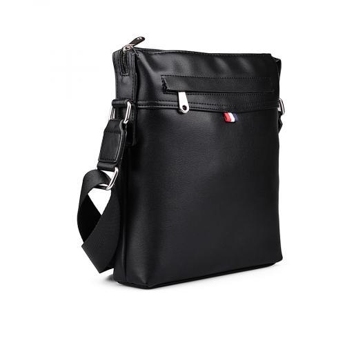 мъжка ежедневна чанта черна 0132450