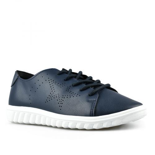дамски ежедневни обувки сини 0143194